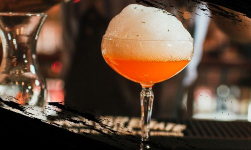 March Cocktail – Soursop Margarita