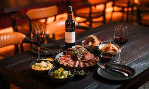 Wine Up Your Steak